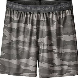 Patagonia Cap Daily Boxers, Rock Camo: Hex Grey, 256