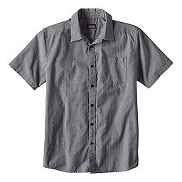 Patagonia Fezzman Shirt Slim Fit, Scorpo Dobby-Navy Blue, 256