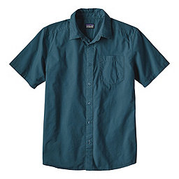 Patagonia Fezzman Shirt Slim Fit, Whole Weave-Bay Blue, 256