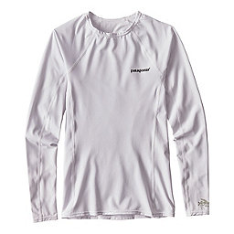 Patagonia LS R0 Top Women's, White, 256