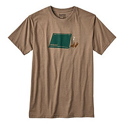 Patagonia Napping Camper CottonPoly T, Mojave Khaki, 256