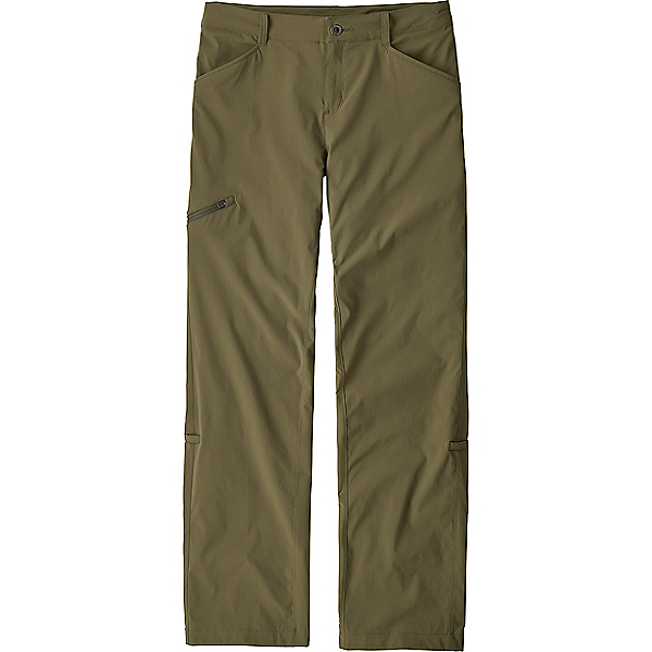Patagonia Quandary Pants Women's - 6/Fatigue Green, Fatigue Green, 600