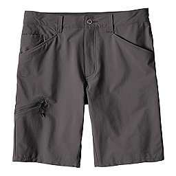 Patagonia Quandary Shorts 10 in, Forge Grey, 256