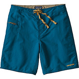 Patagonia Wavefarer Board Shorts 19 in, Big Sur Blue, 256
