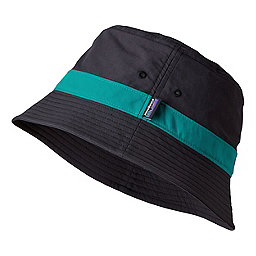 Patagonia Wavefarer Bucket Hat, Ink Black, 256