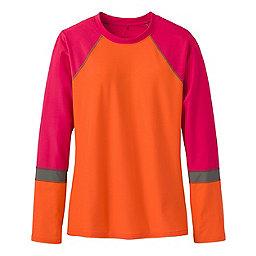 prAna Lorelei Sun Top, Electric Orange, 256