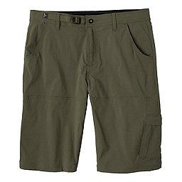 prAna Stretch Zion Short 10in, Cargo Green, 256