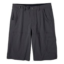 prAna Stretch Zion Short 10in, Charcoal, 256