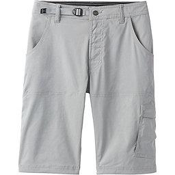 prAna Stretch Zion Short 10in, Grey, 256