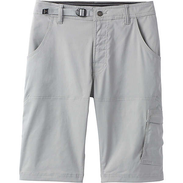 prAna Stretch Zion Short 10in - 36/Grey, Grey, 600