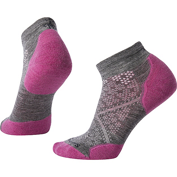 Smartwool PhD Run Lt Elite Low Cut Women's - MD/Meadow Mauve, Meadow Mauve, 600