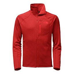 The North Face Fuse Progressor Fleece FZ, Cardinal Red Fuse, 256