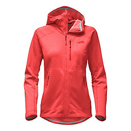 The North Face Fuseform Progressor Flce Hd Women's, Cayenne Red Fuse, 256