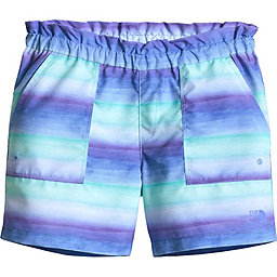 The North Face Hike/Water Short Youth, Blue Ombre Stripe Hike Print, 256
