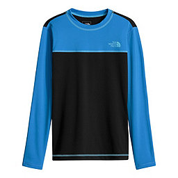 The North Face LS Hike/Water Tee Youth, Cosmic Blue, 256