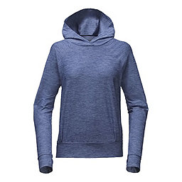 The North Face Motivation Classic Hoody Women's, Coastal Fjord Blue Heather, 256