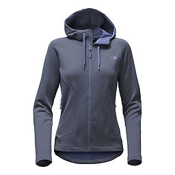 The North Face Needit Hoodie Women's, Coastal Fjord Blue Heather, 256