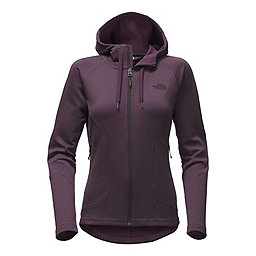 The North Face Needit Hoodie Women's, Blackberry Wine Heather, 256