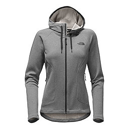 The North Face Needit Hoodie Women's, Moonlight Ivory Heather, 256