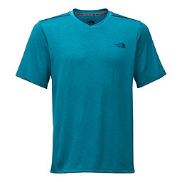 The North Face Reactor SS V Neck, Hyper Blue Heather, 256