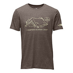 The North Face SS Haters Tri Tee, Falcon Brown Heather, 256