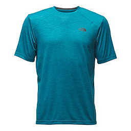 The North Face SS Longline Flashdry Crew, Baja Blue, 256