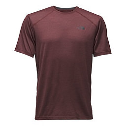 The North Face SS Longline Flashdry Crew, Sequoia Red, 256