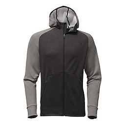 The North Face Versitas Hoodie, Dark Grey Heather-Medium Grey, 256
