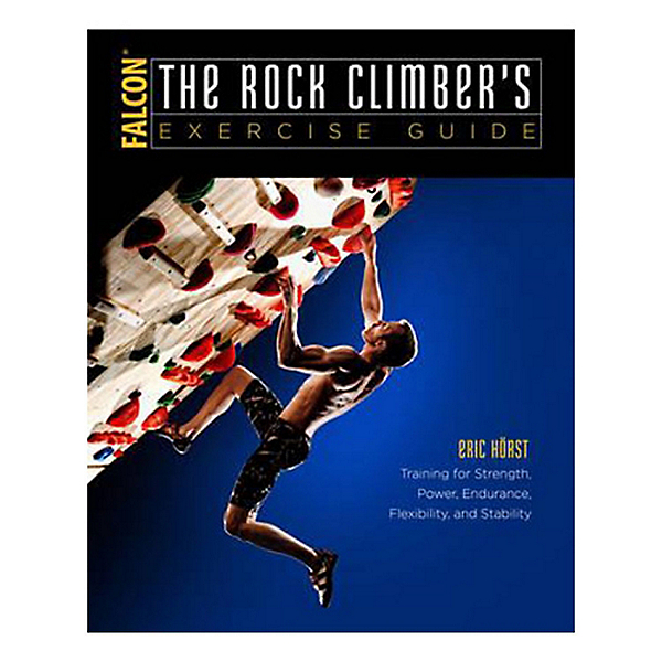 Independent Authors Rock Climbers Exercise Guide, , 600