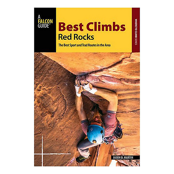 Independent Authors Best Climbs Red Rocks, , 600