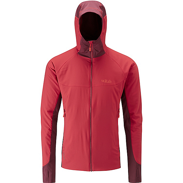RAB Alpha Flux Jacket - LG/Cayenne-Maple-Maple, Cayenne-Maple-Maple, 600