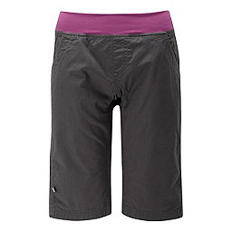 RAB Crank Shorts Women's, Anthracite, 256