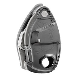 Petzl GriGri Plus, Gray, 256