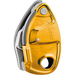 Petzl GriGri Plus, Orange, 256