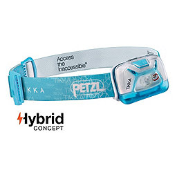 Petzl Tikka Headlamp, Blue, 256