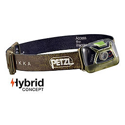 Petzl Tikka Headlamp, Green, 256