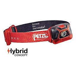 Petzl Tikka Headlamp, Red, 256