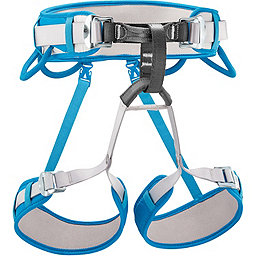 Petzl Corax Harness, Light Blue, 256