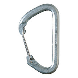 Trango Steel Wiregate Carabiner, , 256