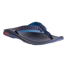 Chaco Flip Ecotread, Glide Blue, 256
