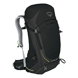 Osprey Stratos 36, Black, 256