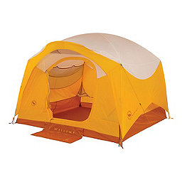 Big Agnes Big House Deluxe 4, Gold-White, 256