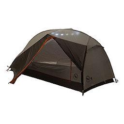 Big Agnes Copper Spur 1 HVUL Tent mtnGLO, Silver-Gray, 256