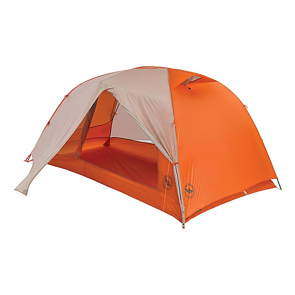 Big Agnes Copper Spur 2 HV UL Tent, Gray-Orange, 600