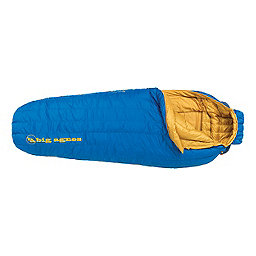 Big Agnes Fish Hawk 30, Blue Left Zip, 256
