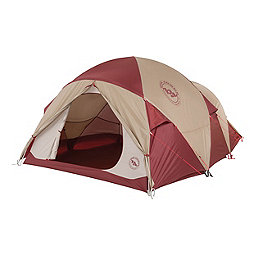Big Agnes Flying Diamond 4 Tent, Wine-Tan, 256