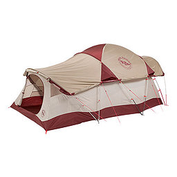 Big Agnes Flying Diamond 8 Tent, Wine-Tan, 256