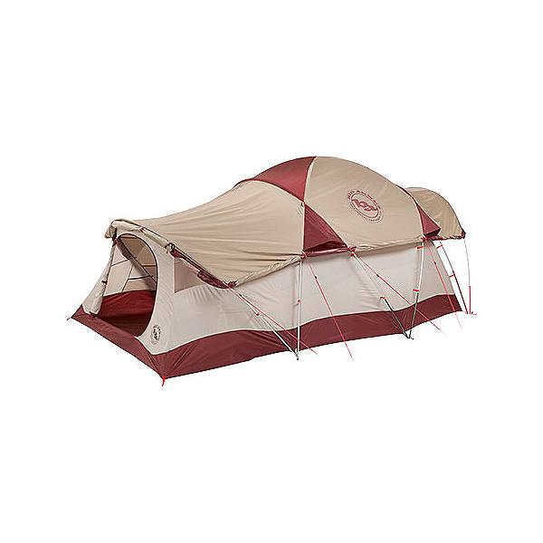 Big Agnes Flying Diamond 8 Tent, Wine-Tan, 600
