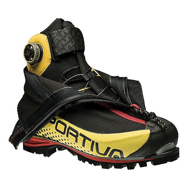 La Sportiva G5 - 43/Black-Yellow, Black-Yellow, 600