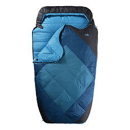 The North Face Campforter Double, Ensign Blue-Asphalt Grey, 256